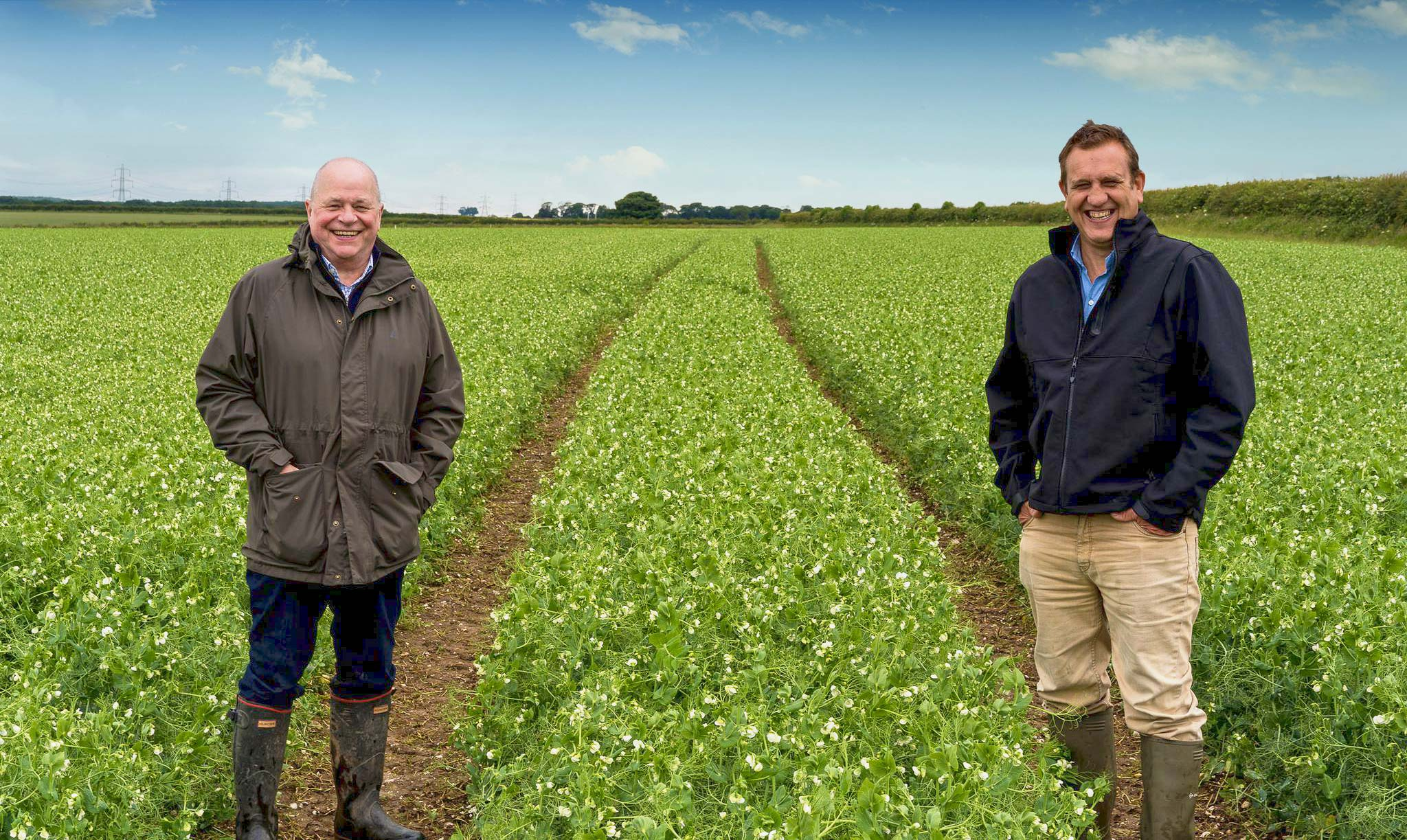 Steve Cann and Paul Rhodes Future Food Solutions